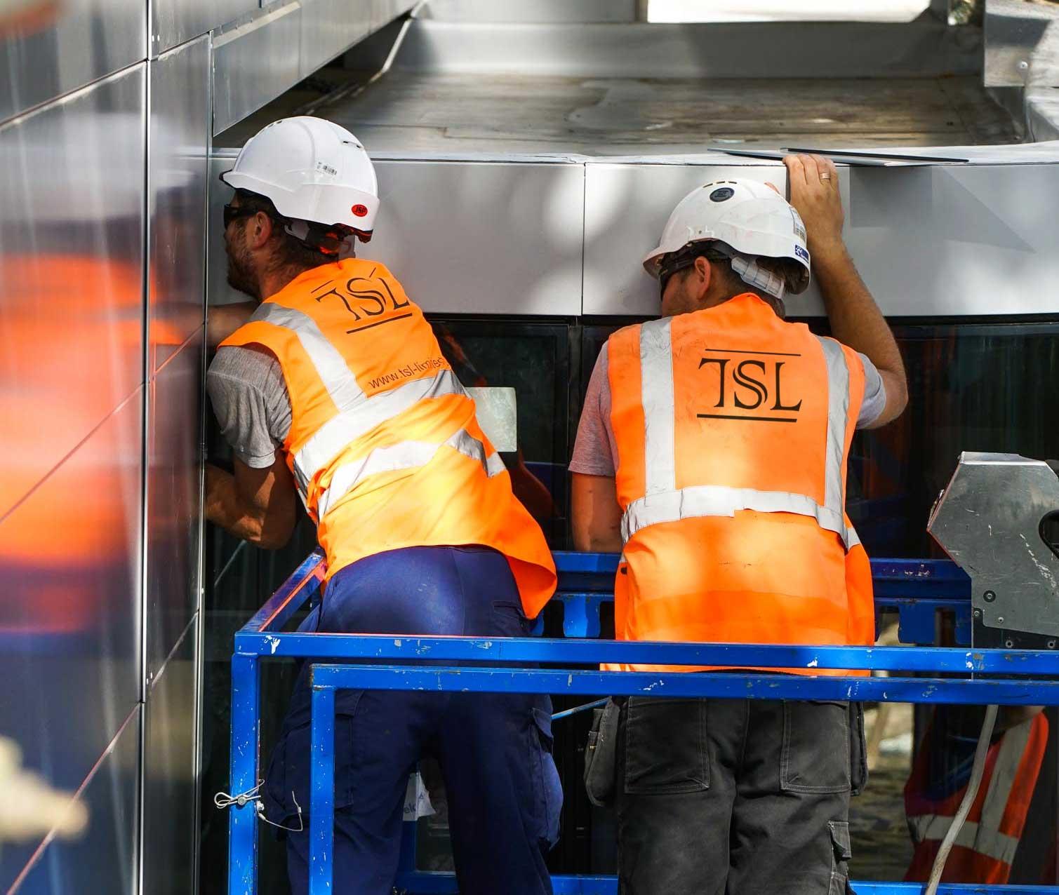 Radisson Hotel Heathrow TSL workers